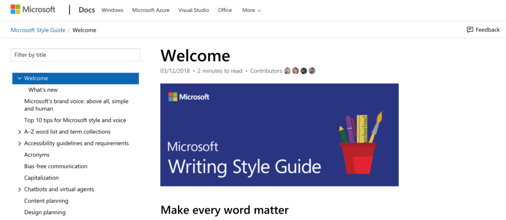 Top 14 Content Style Guides 2019 (and How to Use Them) -