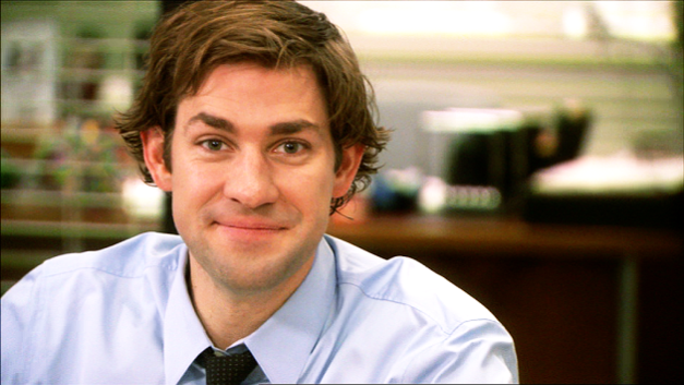 Picture of Jim from the office