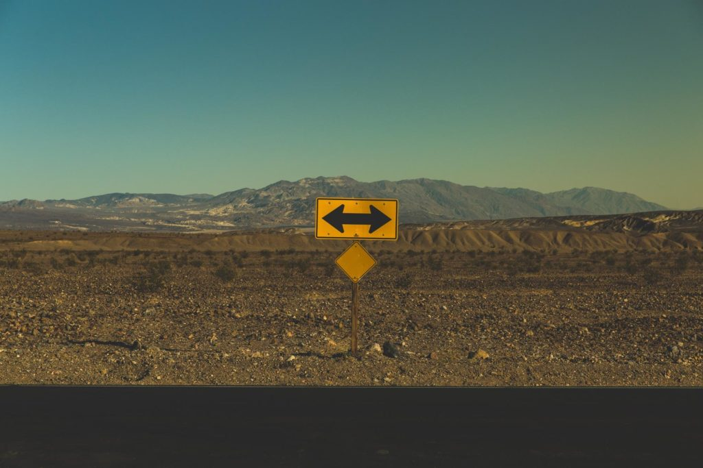 cross roads cover picture ux writing vs copywriting