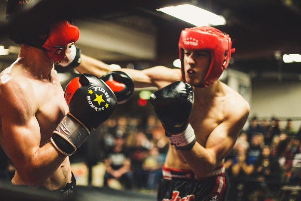 ux writing vs copywriting boxing