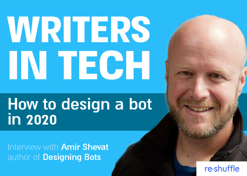 How to design a bot in 2020