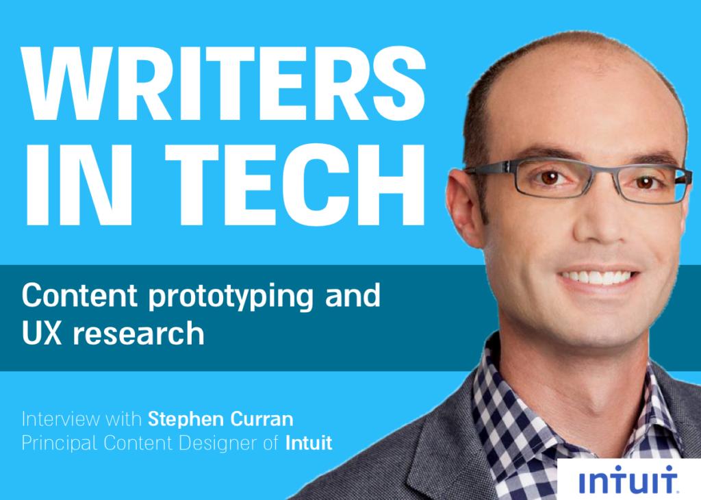 content design intuit ux copywriter