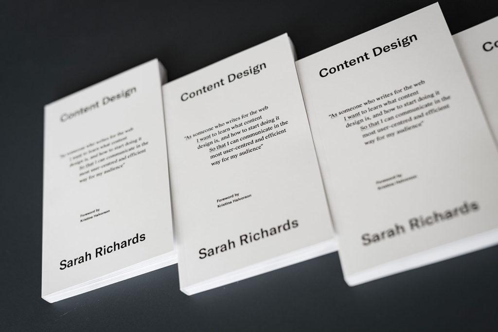 content design book