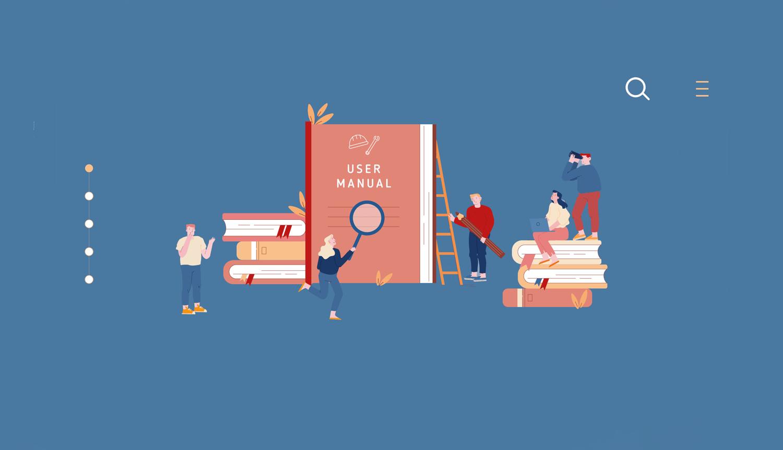 User manual illustration